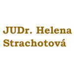 JUDr. Helena Strachotová - advokátní kancelář – logo společnosti