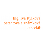 Ing. Iva Rylková - patentová a známková kancelář – logo společnosti
