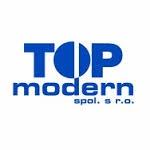 TOP - MODERN spol. s r.o.- CNC obrábění – logo společnosti