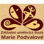 Základní umělecká škola Marie Podvalové, Praha 9 - Čakovice, Cukrovarská 1 – logo společnosti