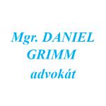 Mgr. DANIEL GRIMM, advokát – logo společnosti