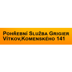 Grigier Jiří- Pohřební služba – logo společnosti