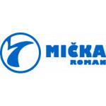 Mička Roman - nerezový nábytek – logo společnosti