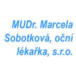 MUDr. Marcela Sobotková, oční lékařka, s.r.o. – logo společnosti