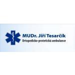 Ortopedicko - protetická ambulance MUDr. Jiří Tesarčík – logo společnosti