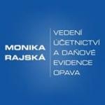 Účetnictví Rajská Monika – logo společnosti