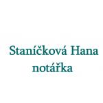 Staníčková Hana - notářka – logo společnosti
