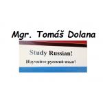 Mgr. Tomáš Dolana – logo společnosti