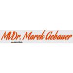 MVDr. Marek Gebauer - Veterinární klinika Opava – logo společnosti