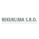 REKUKLIMA s.r.o. - vzduchotechnika, klimatizace, rekuperace, tepelná čerpadla – logo společnosti