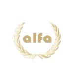 Pohřební služba Alfa, spol. s r.o. – logo společnosti