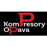 Papež Přemysl - kompresory Opava – logo společnosti