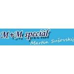 Sušovský Martin - M+M speciál – logo společnosti