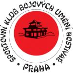 Sportovní klub bojových umění Hostivař – logo společnosti