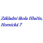 Základní škola Hlučín, Hornická 7, okres Opava, příspěvková organizace – logo společnosti