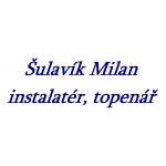 Šulavík Milan - instalatér, topenář – logo společnosti