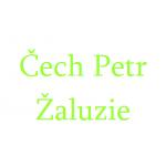 Čech Petr- Žaluzie – logo společnosti