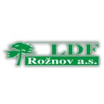 LDF Rožnov a.s. – logo společnosti