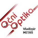 Mitáš Vladimír - oční optika – logo společnosti