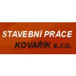 Stavební práce KOVAŘÍK s.r.o. – logo společnosti