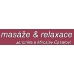 MASÁŽE & RELAXACE – logo společnosti