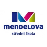Mendelova střední škola, Nový Jičín, příspěvková organizace – logo společnosti
