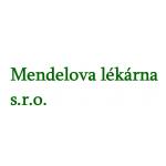 Mendelova lékárna, s.r.o. – logo společnosti