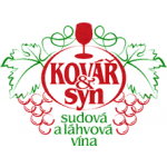 Vinotéka Kovář a syn – logo společnosti