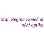 Oční optika Mgr. Regina Konečná – logo společnosti