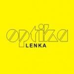 Optika Lenka – logo společnosti