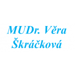 MUDr. Věra Škráčková – logo společnosti