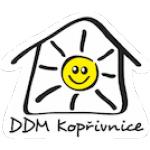 Dům dětí a mládeže, Kopřivnice, Kpt. Jaroše 1077, příspěvková organizace – logo společnosti