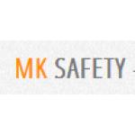 MK Safety - bezpečnost práce – logo společnosti