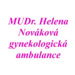 MUDr. Helena Nováková - gynekologická ambulance – logo společnosti