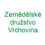 Zemědělské družstvo VRCHOVINA – logo společnosti