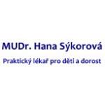 MUDr. Hana Sýkorová - Pediatrie – logo společnosti
