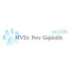 MVDr. Petr Gajdošík - veterinární ordinace – logo společnosti