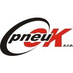 PNEU OK - shop s.r.o. – logo společnosti