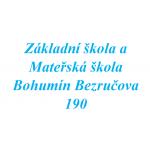 Základní škola a Mateřská škola Bohumín Bezručova 190 okres Karviná, příspěvková organizace – logo společnosti