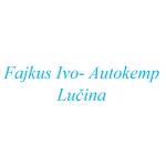 Fajkus Ivo- Autokemp Lučina – logo společnosti
