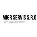 MiGr servis s.r.o – logo společnosti