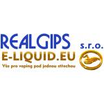 REALGIPS s.r.o. - E-LIQUID.EU – logo společnosti