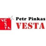 Pinkas Petr - Vesta – logo společnosti
