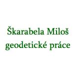 Škarabela Miloš - geodetické práce – logo společnosti
