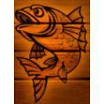 Rybářské a lovecké potřeby – logo společnosti