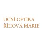 Říhová Marie- Optika – logo společnosti