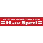 HAUS SPEZI - prodejna – logo společnosti