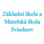 Základní škola a Mateřská škola Sviadnov, okres Frýdek-Místek, příspěvková organizace – logo společnosti