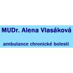MUDr. Alena Vlasáková - ambulance chronické bolesti – logo společnosti