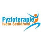 Mgr. Iveta Sedlářová - fyzioterapie – logo společnosti